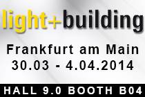 Light and Building 2014